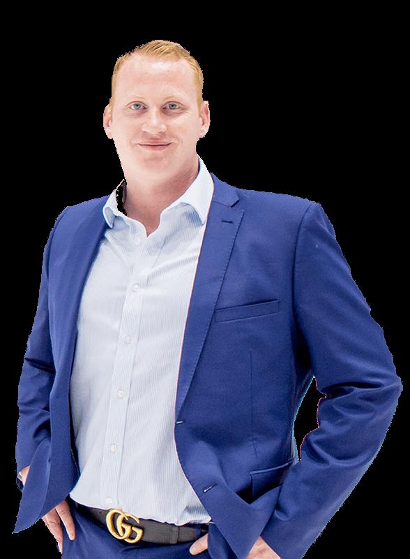Adam Stott Business Coach