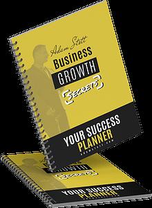 Sales Success Planner Template
