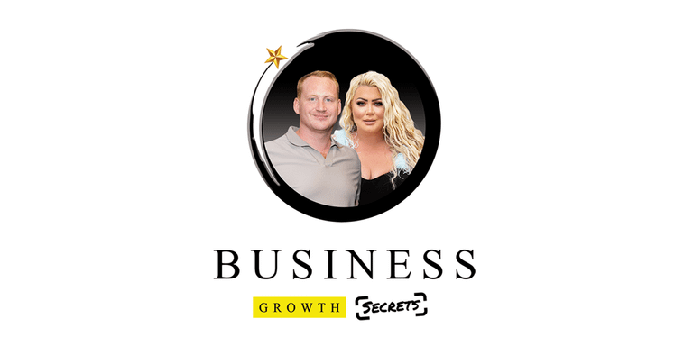 Business Growth Secrets - The Live Event with Gemma Collins and Adam Stott