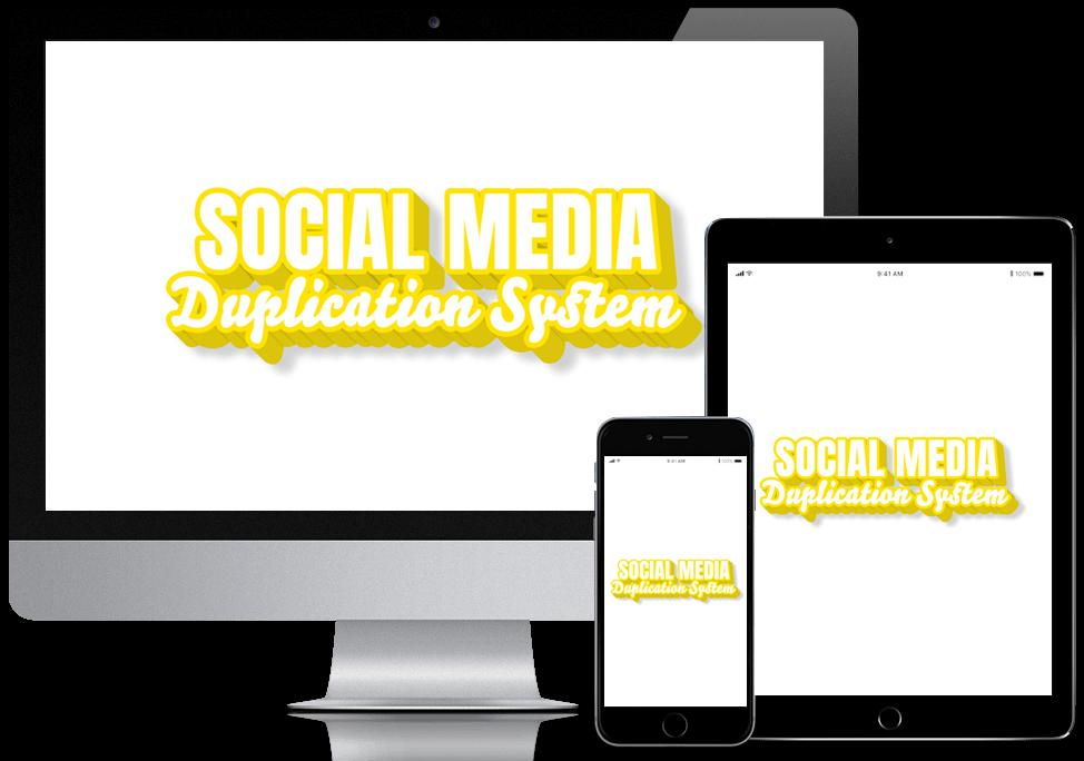 Social-Media-Duplication-System